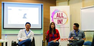 All in! Festival, Singapore Book Council, Young Authors, Young Writer, Writer Festival