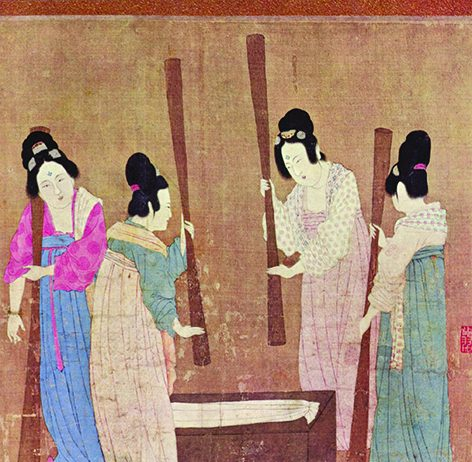 Chinese beauty, Historical cosmetics