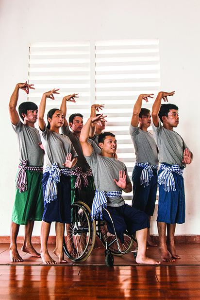 Cambodia, Performance, Arts, Disabilities