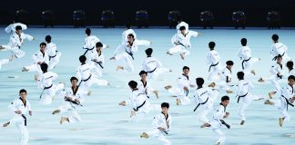Asian Games, Incheon , Korea