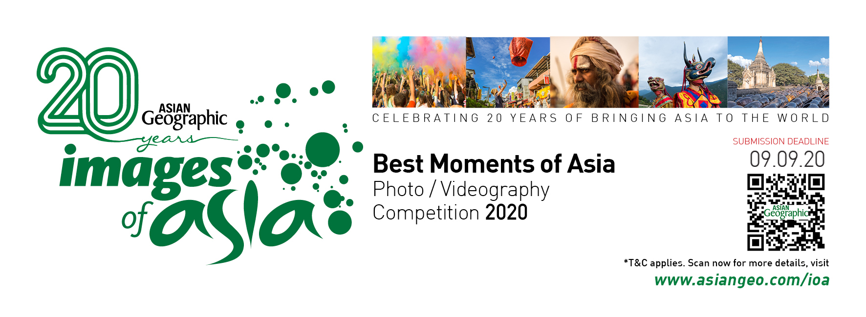 Images of Asia IOA 2020