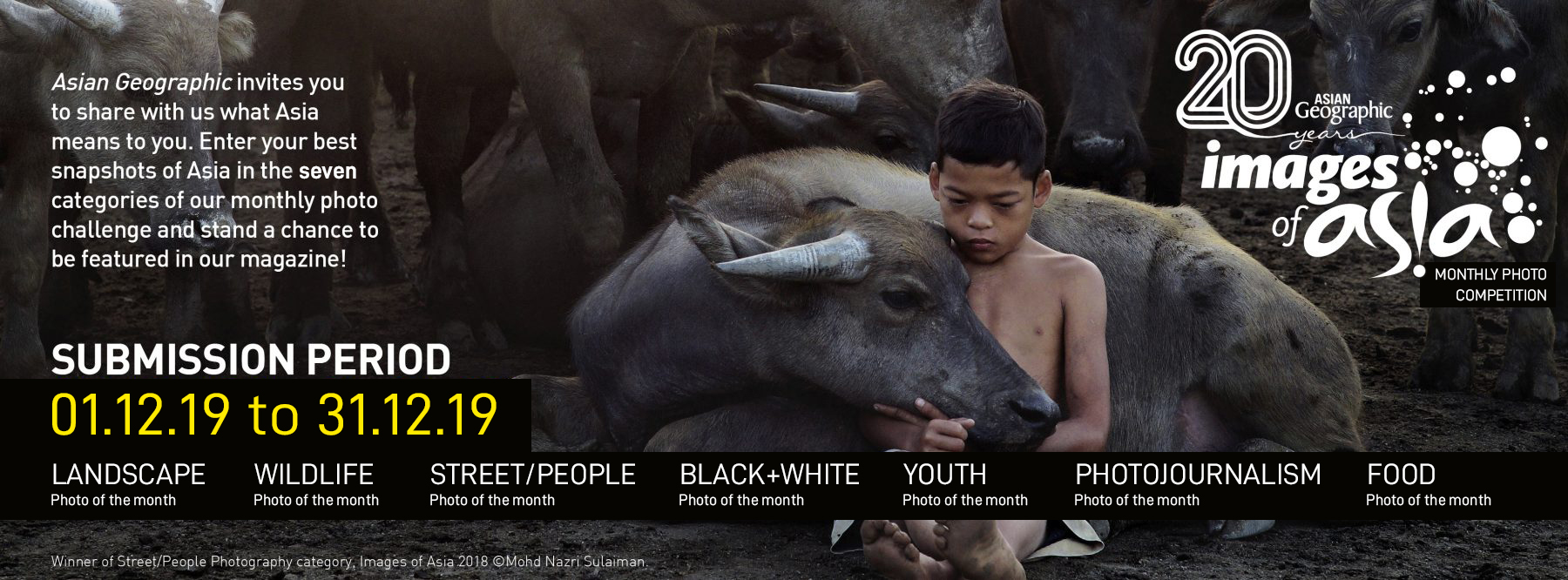 Images of Asia_2019 DEC Banners_Winner of Streets People_Mohd Nazri Sulaiman b